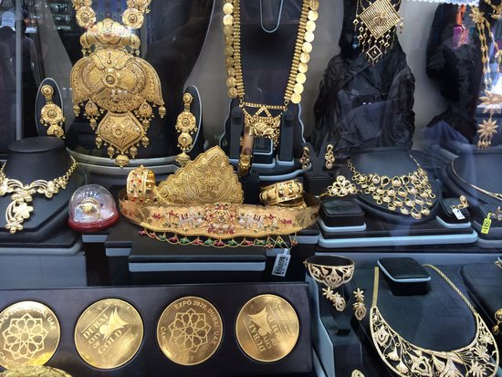 Gold Souk: All that shines