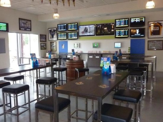 Dysart, Australia: Sports Bar