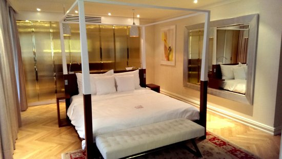 Hotel Sans Souci Wien: Room