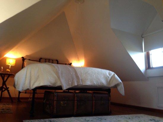 Wagner's Cottages: Bed room.