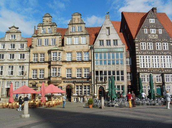 Historische Altstadt: City center