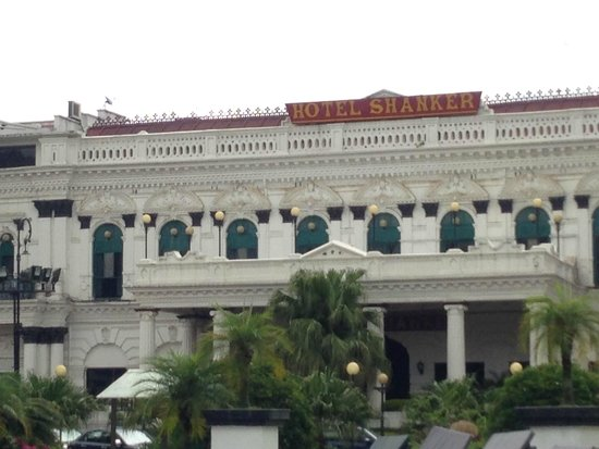 Hotel Shanker: Front view