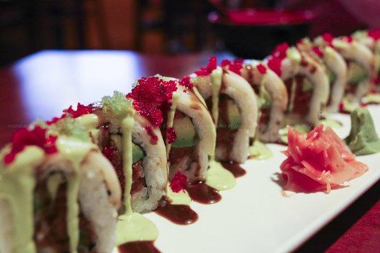 Ogawa Japanese Restaurant: Fire & Ice Roll