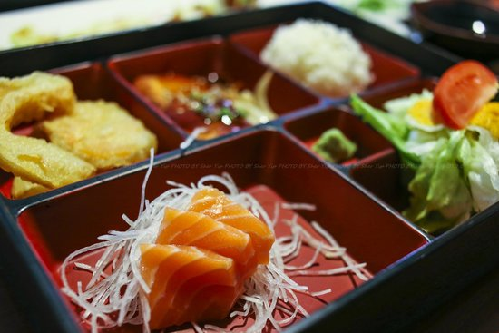 Ogawa Japanese Restaurant: Lunch Special