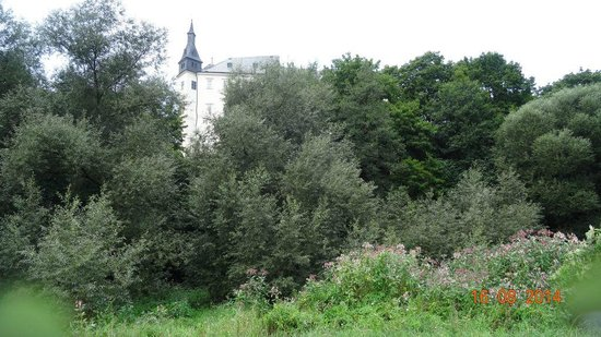 Zamek Hruby Rohozec