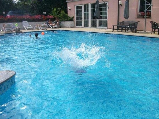 Hotel Bellaria: piscina