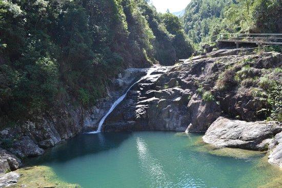 Seven Waterfall Scenic Spot