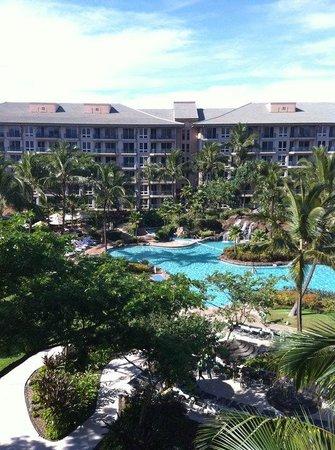 The Westin Kaanapali Ocean Resort Villas : View of the pool