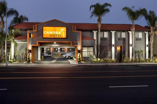 The Canoga Hotel: Good Evening!  Canoga Hotel