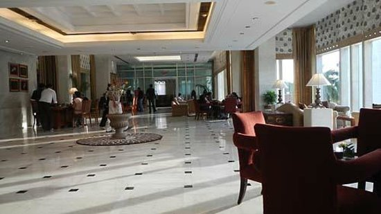 Jaypee Palace Hotel & Convention Centre Agra: ロビー