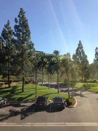 Ayres Suites Diamond Bar: view from the room 231