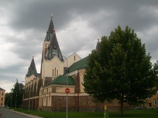 Church of the Sacred Heart