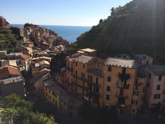 Casa Capellini - Rooms and Apartments: Vue de la chambre!