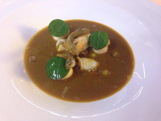 Blue Bay : Zuppa di pesce