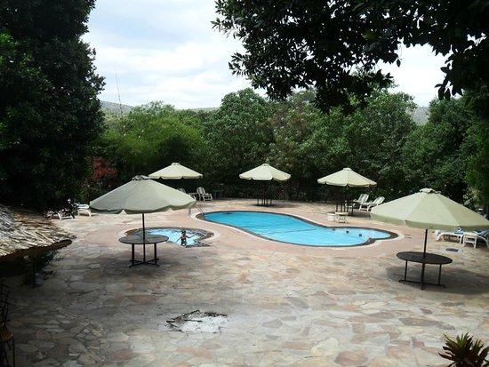 Sentrim Mara Camp: pool
