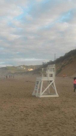Nauset Light Beach: Postazione life guard