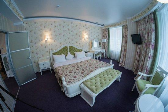 Boutique-Hotel Khabarovsk City: Люкс