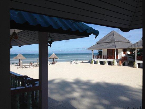 Nice Sea Resort: Vista dalla camera 15