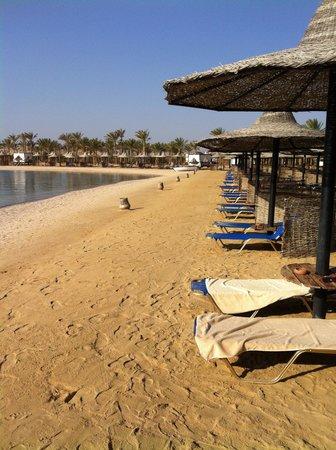 Steigenberger Coraya Beach : Strand