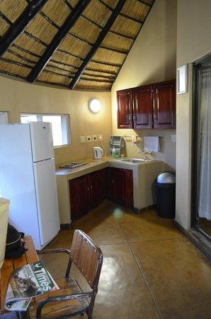 Letaba Rest Camp : Kitchen