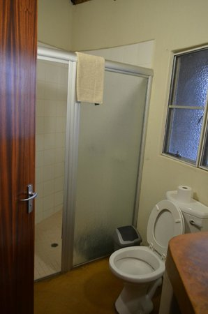 Letaba Rest Camp: Bathroom