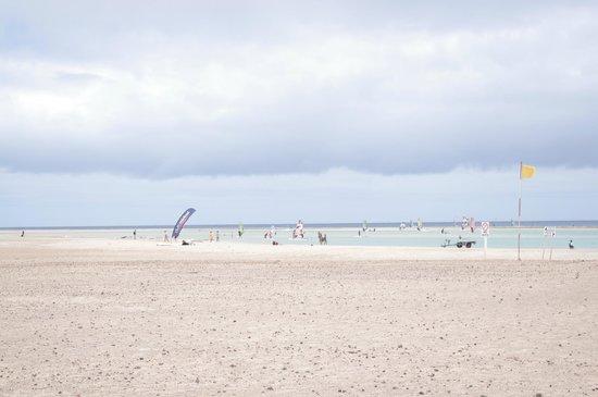 Playa de Sotavento : playa jandia