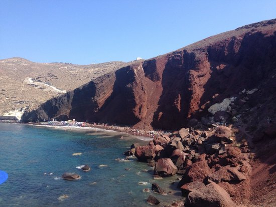 Red Beach : Unica