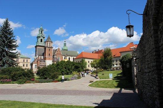 Wawel Royal Castle: Il castello