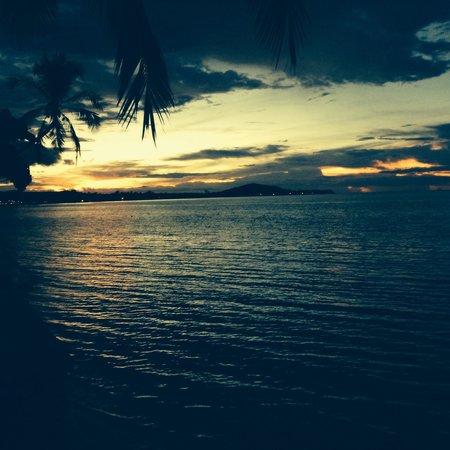 Paradise Beach Resort: Amazing view from bar