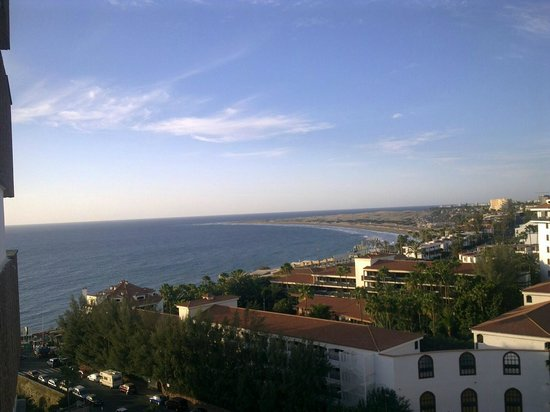 Corona Roja - Playa del Ingles: Beautiful wiev