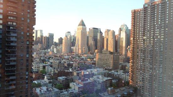YOTEL New York at Times Square West: Vista para a cidade