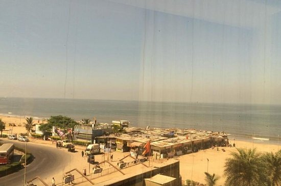 Ramada Plaza Palm Grove : View From Room