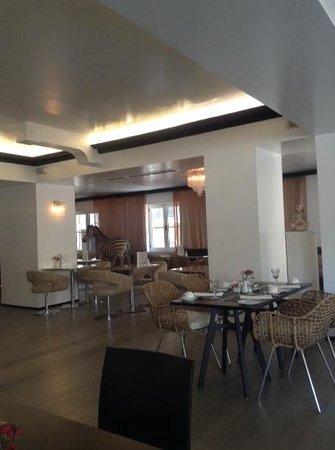 Pallas Athena Grecotel Boutique Hotel: breakfast room