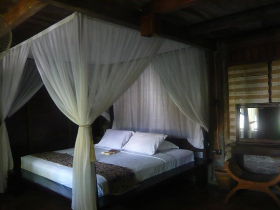 Graha Moding Villas : Chambre