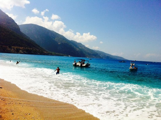 Jiva Beach Resort : Fethiye