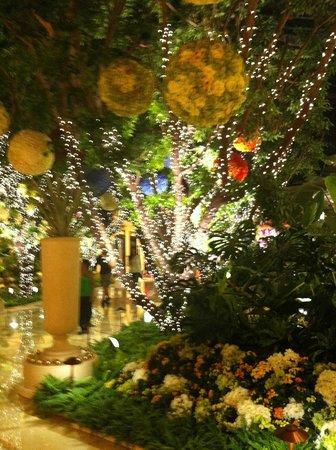 Wynn Las Vegas : Foyer