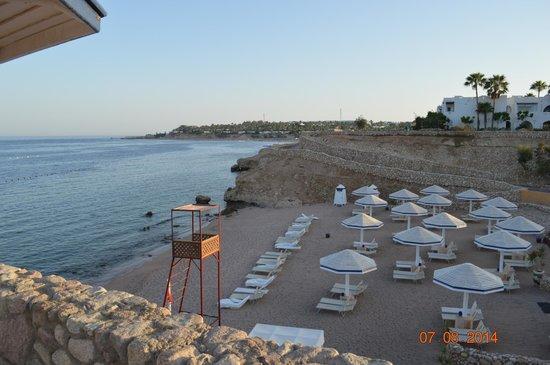 Domina Coral Bay Sultan: пляж