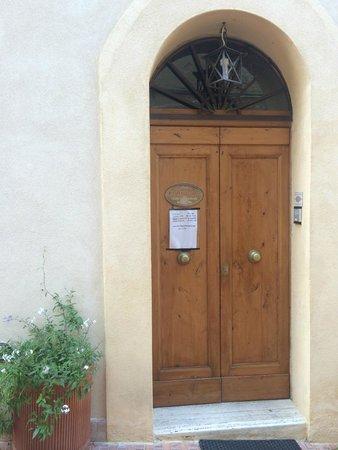 Locanda La Mandragola: Entrance