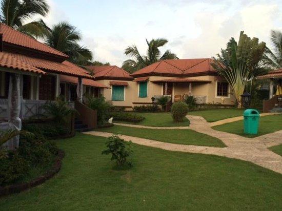 Leoney Resort: cottages