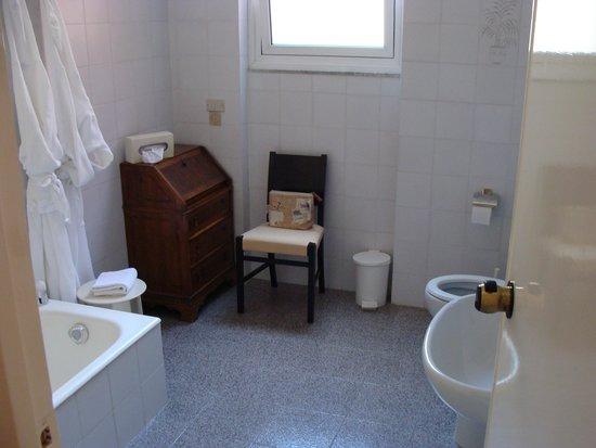 Albergo Nazionale : bagno
