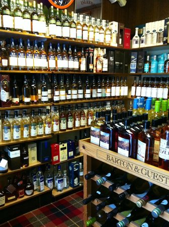 The Whisky Castle Store