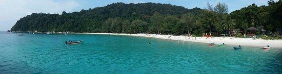Perhentian Islands : PiR beach