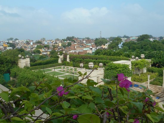 The Oberoi Amarvilas: The view of the city