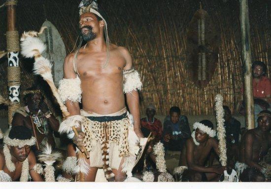Shakaland: Zulu Dancer