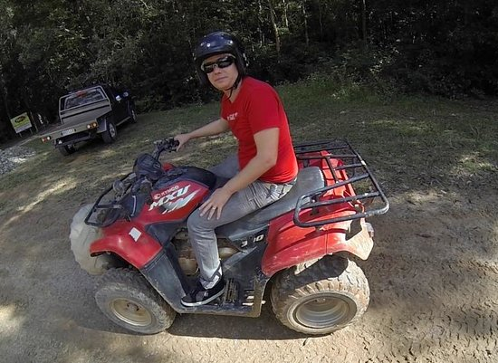 Down and Dirty Quad Bike Tours : 6