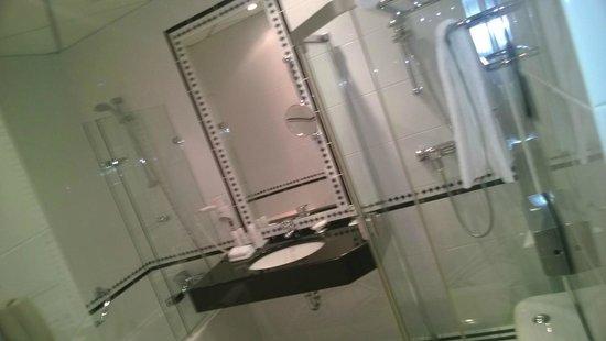 Radisson Blu Ridzene Hotel: Ванная
