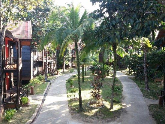 Redang Island Resort: Camera wiev