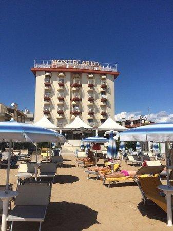 Hotel Montecarlo: Sogno sul mare