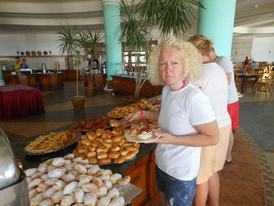 Magawish Village & Resort: la colazione