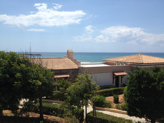 Aldemar Olympian Village: вид из номера